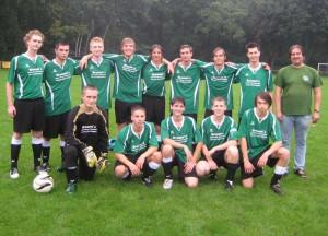 A-Jugend des SV Schmöckwitz-Eichwalde e.V. (Foto: SV Schmöckwitz-Eichwalde)