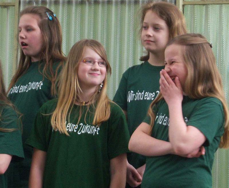 Der Spaß am gemeinsamen Singen steht bei der Chorgemeinschaft Eichwalde im Vordergrund. (Foto: Ralph Bankmann)
