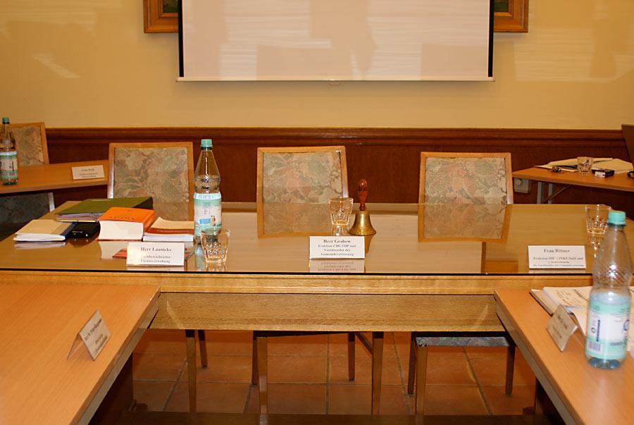 18 Mandate gibt es derzeit in der Gemeindevertretung. (Foto: Jörg Levermann)
