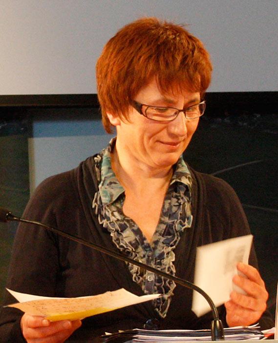 Kathrin Schneider, Vorsitzende der Fluglärmkommission und Leiterin der gemeinsamen Landesplanung Berlin und Brandenburg. (Foto: Jörg Levermann)