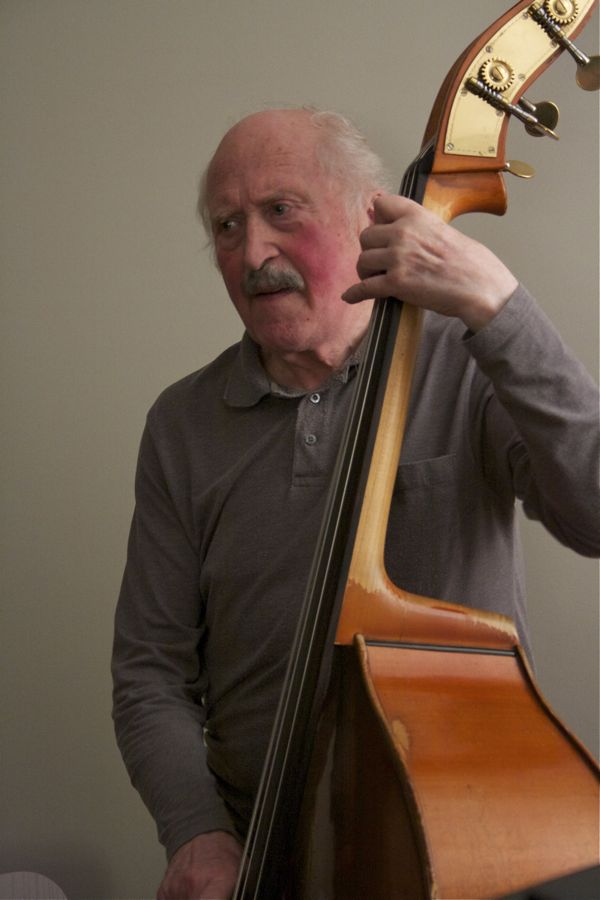 Werner Kiessner, Bass (Foto: Jörg Levermann)