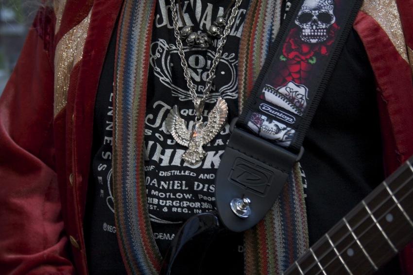 Rocker-Geschmeide. (Foto: Jörg Levermann)