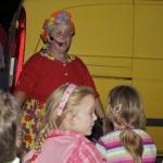 Josys Spielshow brachte am Freitag Abend die Kinder an der Badewiese in Bewegung. (Foto: Jörg Levermann)