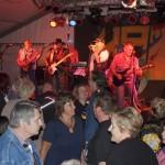 Die Berliner Band Hai rockte in diesem Jahr das Festzelt. (Foto: Jörg Levermann)