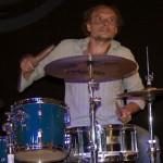 Christian Stängert ist der Schlagzeuger der Moan Brothers. (Foto: Jörg Levermann)