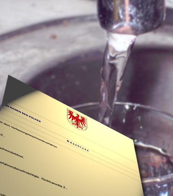 Damit sauberes Trinkwasser aus dem Hahn kommt, musste seit 1990 auch in das Abwassernetz und in Kläranlagen investiert werden. Die Kosten werden erst fast 20 Jahre nach der Wiedervereinigung in Rechnung gestellt. (Foto: Jörg Levermann)