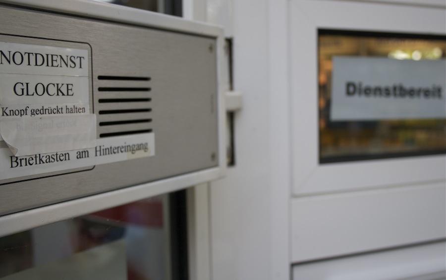 Morgen Nachmittag bleiben die Apotheken in Eichwalde, Zeuthen und Schulzendorf geschlossen. (Foto: Jörg Levermann)