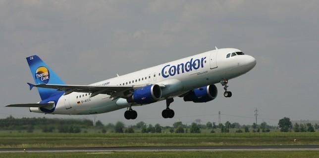 Startender Jet. (Foto: Michael Wolff)