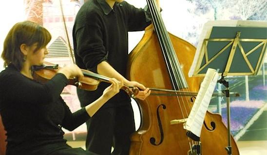 Bereits im Frühjahr 2012 waren die Stipendiaten der Orchesterakademie zu Gast in Eichwalde. (Foto: Buschek)