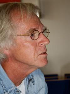 Marcel Hoffman ist Hobby-Pilot und setzt sich seit Jahren für bessere Flugrouten ein. (Foto: Jörg Levermann)