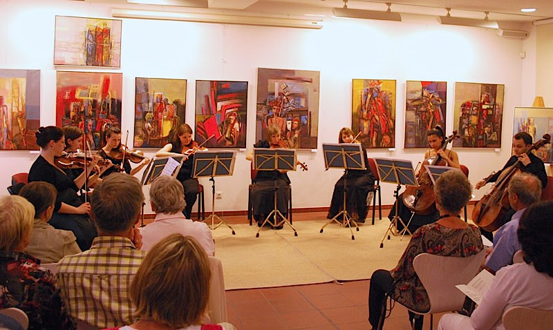 Werke von Enescu und Debussy versprechen musikalische Vielfalt