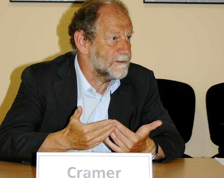Michael Cramer, Mitglied des Europaparlaments, fordert ein Stopp der Subventionen für Flugverkehr. (Foto: Jörg Levermann, Archivbild)