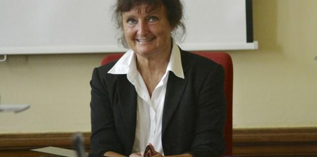 Karin Petersohn (CDU) leitet künftig den Hauptausschuss der neu gewählten Gemeindevertretung. (Foto: Jörg Levermann)