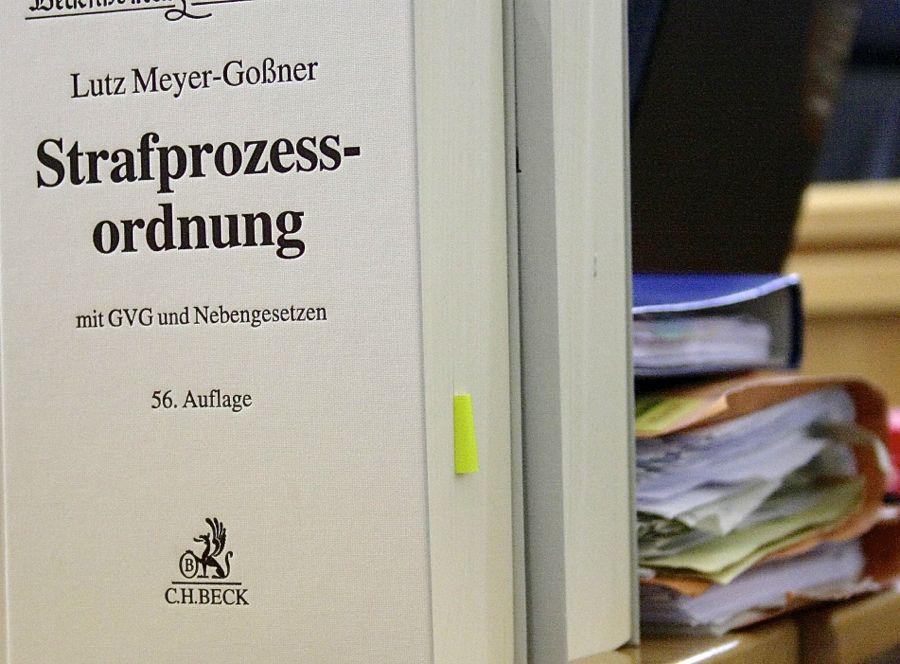 Am Montag hielt die Verteidigung im Mordfall Alyssa ihr Plädoyer. Angeklagt ist ein heute 21-Jähriger aus Lohmar. (Foto: Jörg Levermann)