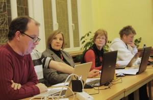 Jörg Jenoch erläuterte den Antrag der WIE-Fraktion. (Foto: Jörg Levermann)