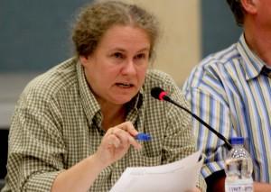 Christine Dorn, neue Vorstandsvorsitzende des BVBB. (Foto: Michael Wolff)