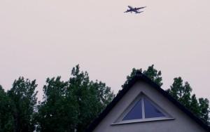 Deutlich mehr Flugverkehr wird es durch das Finale der Champions Leageue über Eichwalde und den Nachbargemeinden geben. (Foto: Jörg Levermann)