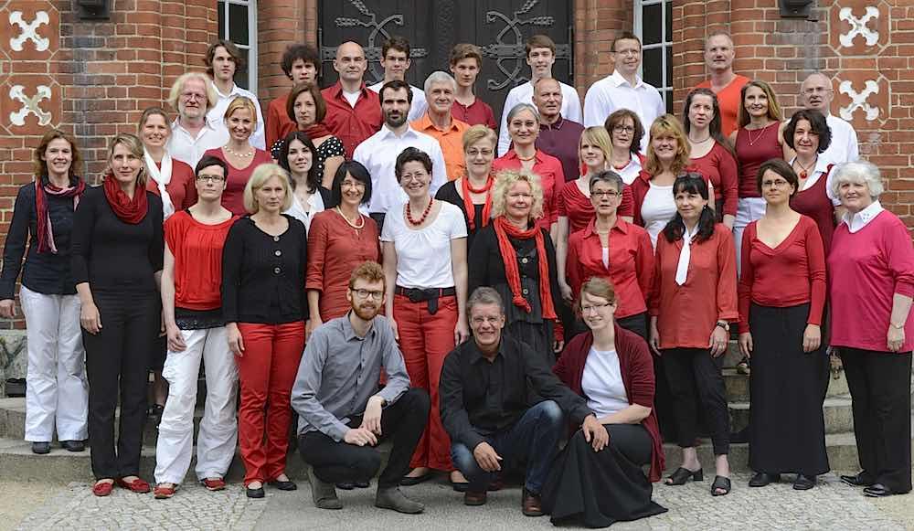 Weltliche Musik aus Pop, Rock und Volksmusik steht auf dem Programm des Chors mehr Forte. (Foto: Burkhard Fritz)