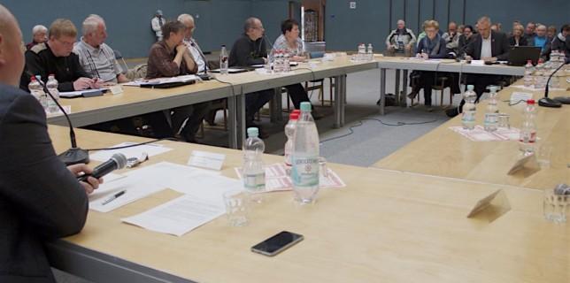 Am 14. November 2015 wird der Runde Tisch erneut über die Unterbringung von Flüchtlingen und Asylbewerbern in Schulzendorf diskutieren. (Foto: Jörg Levermann)