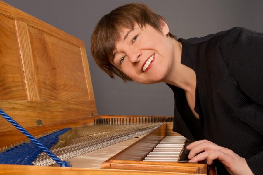 Altmeister der Musik für das Clavichord bringt am Sonnabend, 9. Januar 2016 Sigrun Stephan zu Gehör (Foto: Elke Mühlhoff).