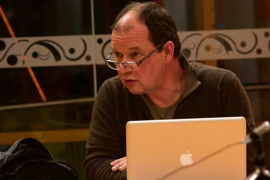 Jörg Jenoch von der WIE-Fraktion kritisierte, dass es noch keinen Zwischenbericht zum Haushaltsentwurf gibt. (Foto: Jörg Levermann