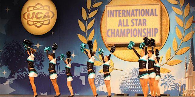 2013 tanzten sich die Lucky Charms in ihrer Kategorie auf den 3. Platz bei der Weltmeisterschaft in Orlando/Florida. (Foto: SC Eichwalde 2000)
