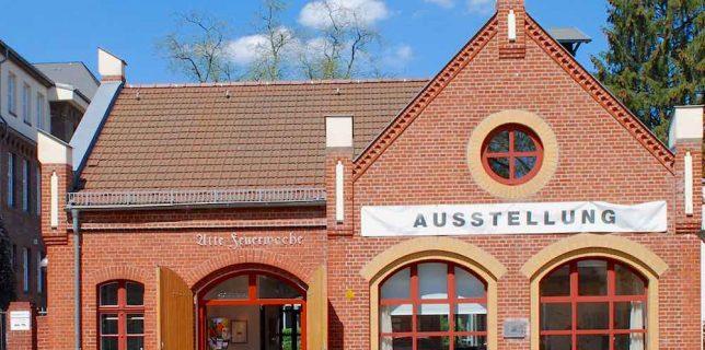 Beliebtes Kulturzentrum: Die Alte Feuerwache in Eichwalde. (Foto: Burkhard Fritz)