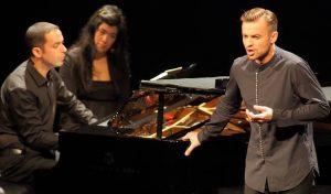 Amir Katz begleitet am Mittwoch Pavol Breslik am Klavier in der Alten Feuerwache. (Archiv-Foto: Burkhard Fritz)