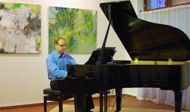 Erneut zu hören ist Günther Albers beim Klavierabend in der Alten Feuerwache in Eichwalde. (Foto: Burkhard Fritz)