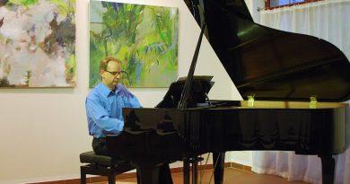 Klavierabend mit Günther Albers in der Alten Feuerwache