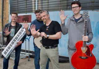 Oakwood präsentiert am kommenden Sonnabend ihr fünftes Album. (Foto: Jörg Levermann)