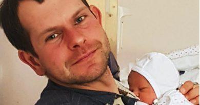 Familienvater sucht Stammzellspender, um zu überleben