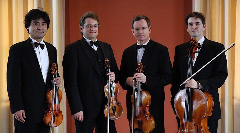 Das Philharmonische Streichquartett Magdeburg gastiert am Sonnabend in der Alten Feuerwache. (Foto: Viktoria Kühne)